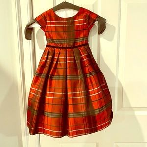ADORABLE 4T Pippa &Julie Christmas Dress